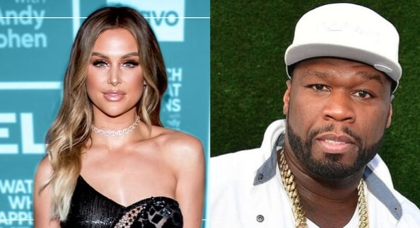 Lala Kent Reacts To 50 Cent Accusations Of Cocaine And Alcohol Abuse, Audio Recording